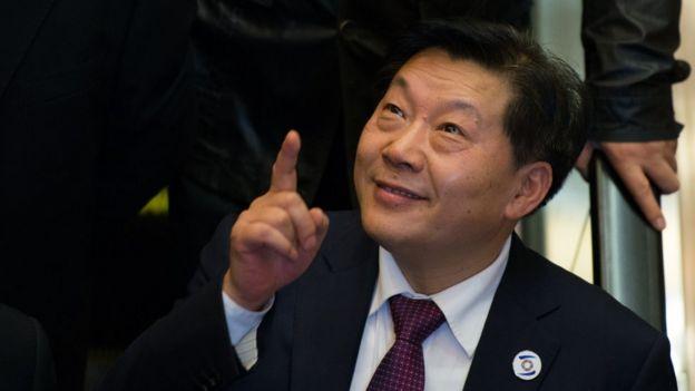 """中紀委官方網站發文回答了""""十九大首虎為什麼是魯煒"""""""