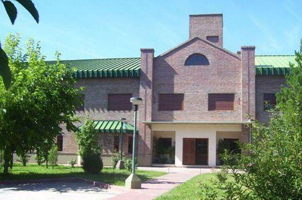 El Instituto Provolo en Luján de Cuyo, provincia de Mendoza.