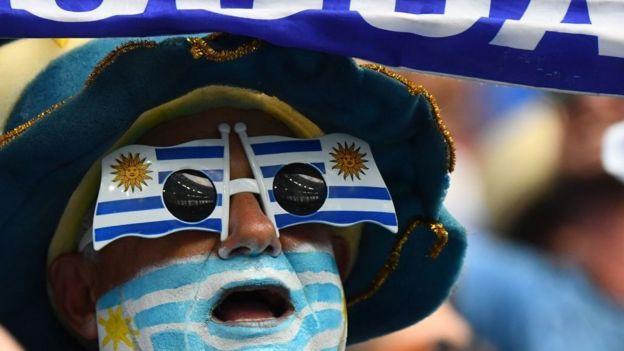Aficionado uruguayo