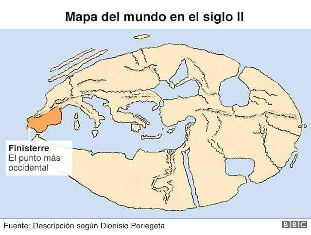 Mapa siglo II