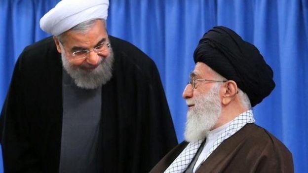 آیتالله علی خامنهای گفته دولت اجازه ندارد با آمریکا مذاکره کند