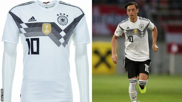 Germany and Mesut Ozil