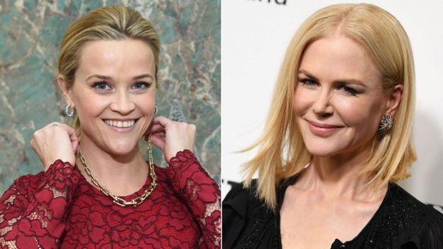 Reese Witherspoon y Nicole Kidman