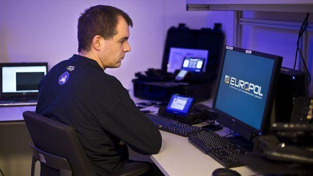 Polícia de Europol