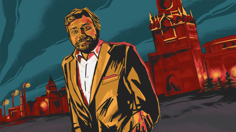 Oligarca en el Kremlin