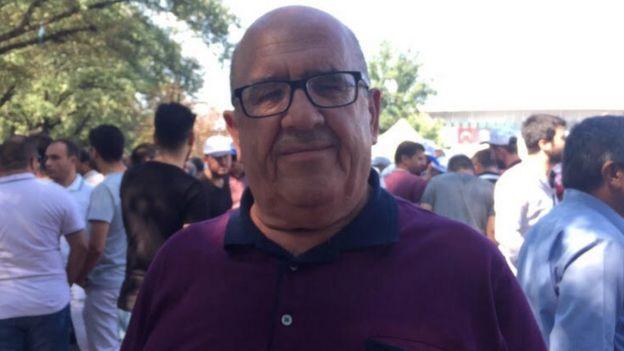 Emekli Mehmet Altıparmak