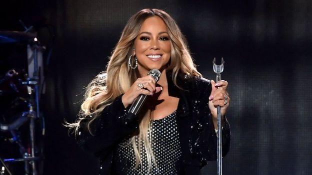 Mariah Carey, fannaanad Maraykan ah oo mar bandhig ku qabatay Sucuudiga
