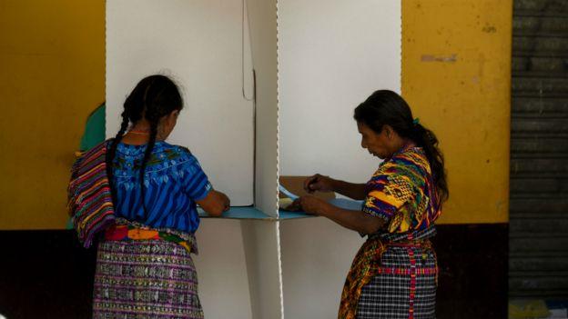 Elecciones Guatemala