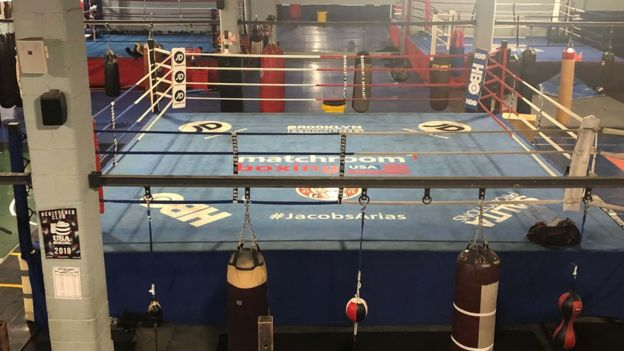 the Brighton Beach-based Fight Factory, owned by Belarus immigrant Eugene Ryvkn, before its closure;