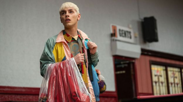 Max Harwood in Everybody's Talking About Jamie