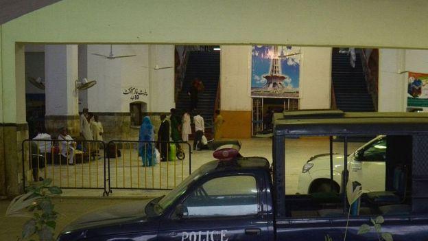 پولیس سٹیشن لاہور
