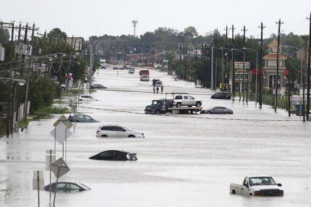 Texas, Hurricane Harvey