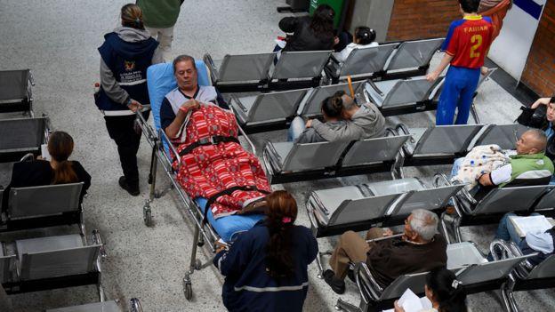 Hospital en Colombia