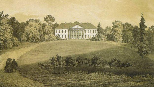 Палац Стецьких