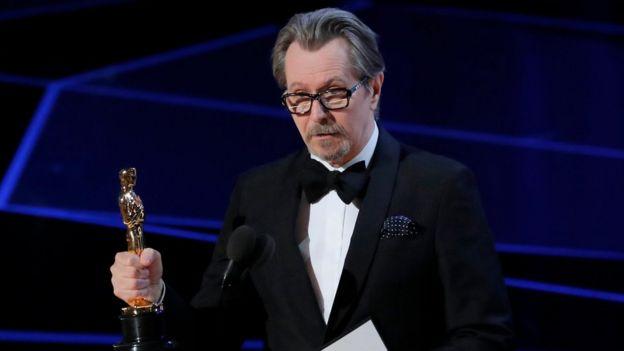 Gary Oldman no Oscar