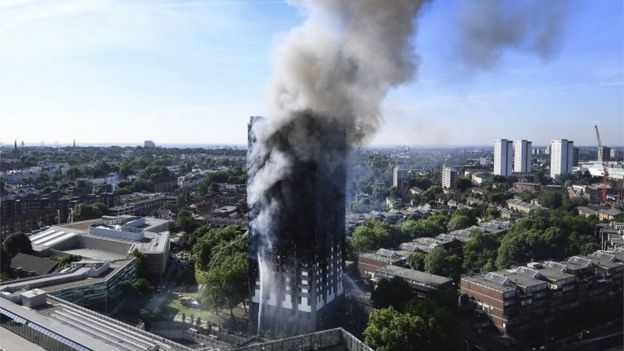 Concerns Raised About Grenfell Tower For Years