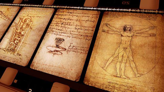 El revolucionario puente diseñado hace 500 años por Leonardo da Vinci _109196365_leonardomit4