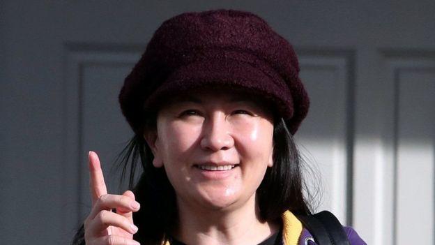 Hoa Kỳ đang tìm cách dẫn độ giám đốc tài chính của Huawei, bà Mạnh Vãn Chu từ Canada