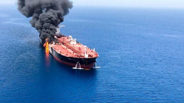 بزرگترین انجمن کشتیرانی دنیا نسبت به افزایش تنشها در تنگه هرمز هشدار داد