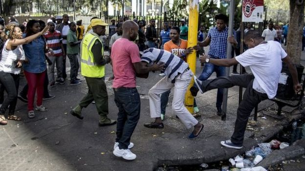 Image result for black murders xenophobia south africa