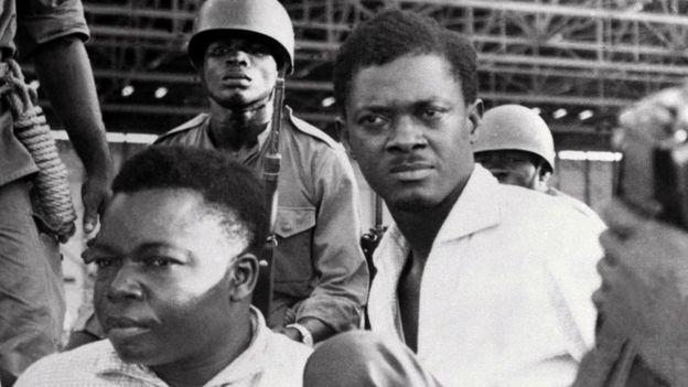 پاتریس لومومبا، نخست وزیر کنگو، با آگاهی و همکاری سیا در سال ۱۹۶۱ به قتل رسید و جسدش در اسید سولفوریک حل شد