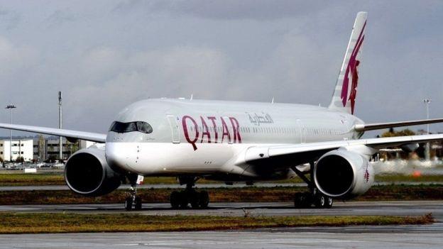 卡塔爾航空公司