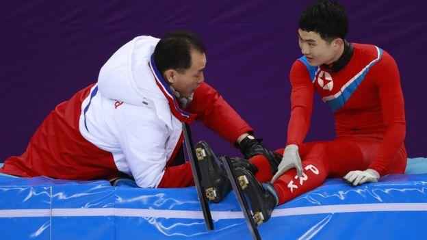 Korea Utara, Korea Selatan, Olimpiade