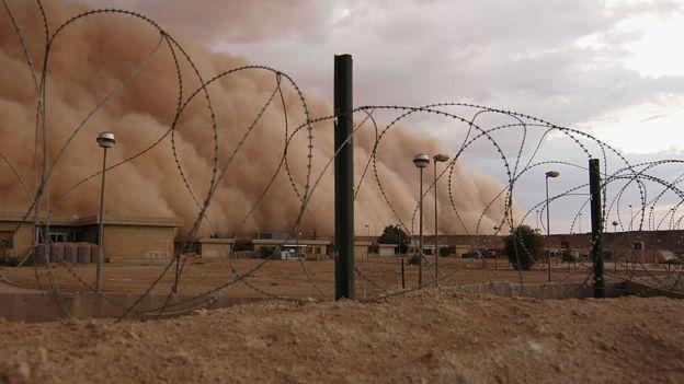 Base de Al Asad.