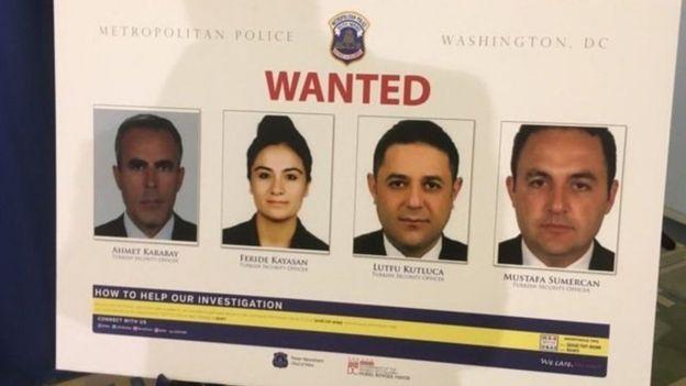 Erdoğan'ın korumaları hakkında tutuklama kararı