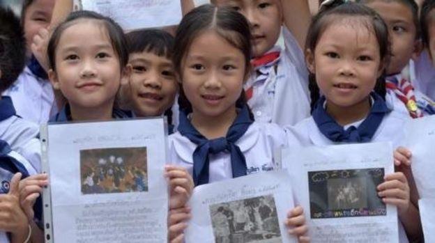 เรื่องราวการช่วย 13 ชีวิตทีมหมูป่ากลายเป็นเรื่องราวที่ถูกกล่าวขวัญของคนไทย