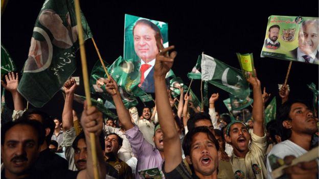 Profile: Pakistani politician Nawaz Sharif - BBC News
