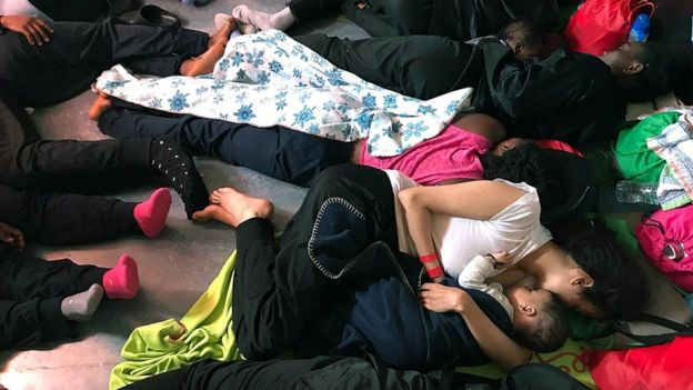 Boat migrants rocked by European Union  political storm to arrive in Spain