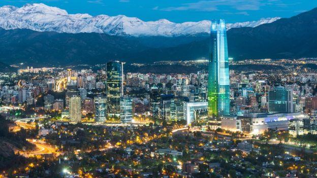Santiago de Chile, Chile.