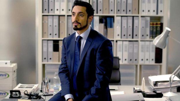 راز أحمد - الذي يظهر هنا في مشهد من فيلم