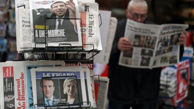 أصداء وتوقعات عن الانتخابات الرئاسية الفرنسية في الصحف العربية