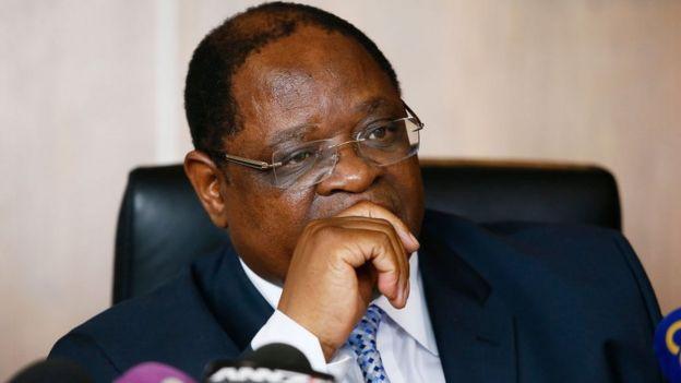 Raymond Zondo, le président de la commission d'enquête devant laquelle comparaîtra Jacob Zuma.