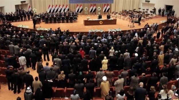 پارلمان عراق امروز ۲۱۹ رای موافق از ۲۷۰ رای از نامزدی برهم صالح حمایت کرد
