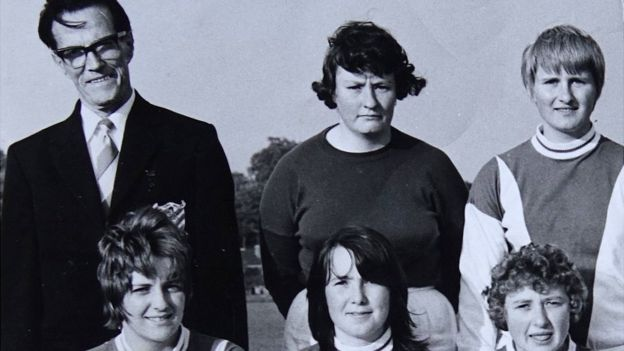 Harry Batt and his wife June