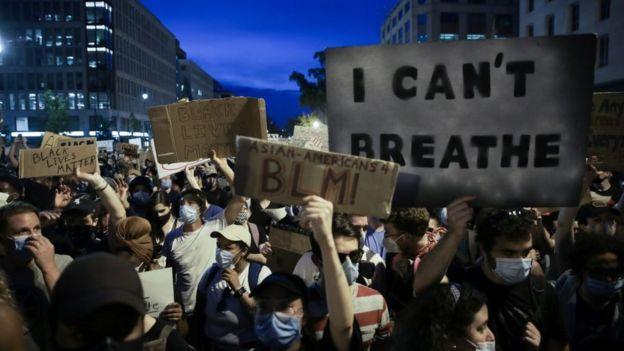 Protestas en EE.UU.