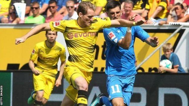 Mkataba wa mkopo wa Andre Schurrle kutoka Borussia Dortmund utamalizika msimu wa joto