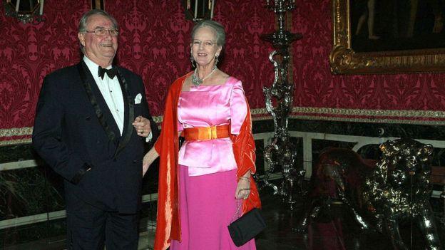 Margarida 2ª e Henrik
