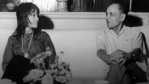 Jane và Phó Thủ tướng Bắc Việt Nam, Nguyễn Duy Trinh