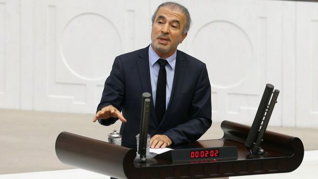 AKP Grup Başkanvekili Naci Bostancı