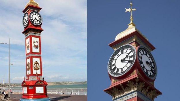 Ювілейна годинникова вежа