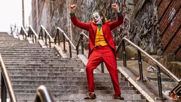 Still from Joker