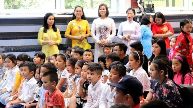 Lớp học tiếng Việt