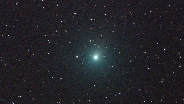 Imagen del cometa Wirtanen