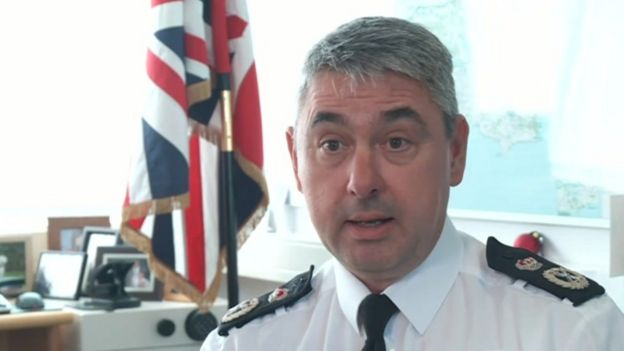 Dorset Police chief criticises starting pay after Priti