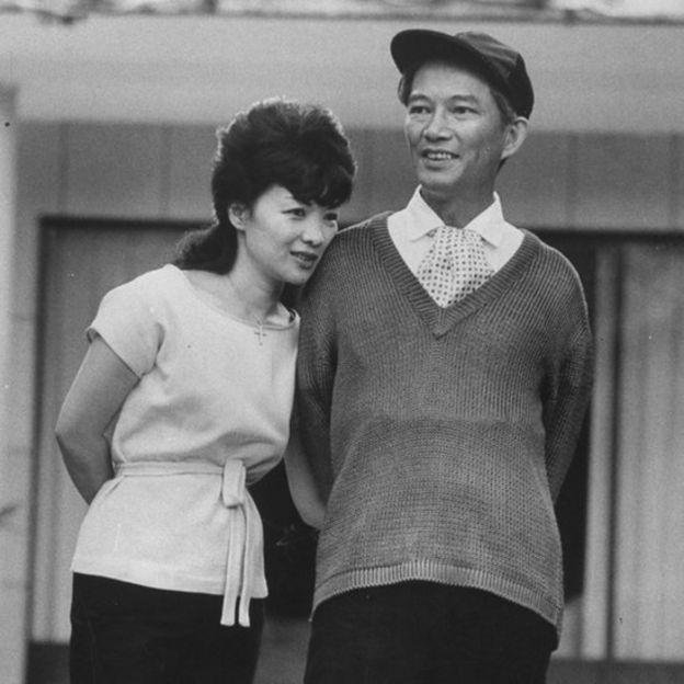 Trần Lê Xuân và Ngô Đình Nhu