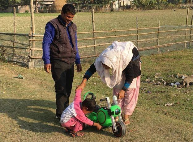 99664275 img 7775 - Os pais que tiveram seus bebês trocados na maternidade e se recusam a destrocá-los